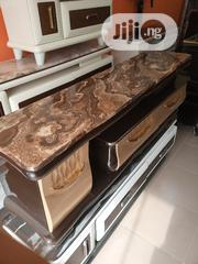Marble Top Tv Stand   Furniture for sale in Lagos State, Ojo