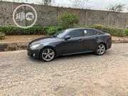 Lexus IS 2007 250 AWD Black | Cars for sale in Lagos State, Ojota