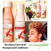 Love Nature Shampoo And Conditioner For Coloured Hair | Hair Beauty for sale in Lagos State