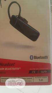 Headset With Bluetooth | Accessories for Mobile Phones & Tablets for sale in Lagos State, Lagos Island