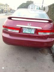 Honda Accord 2007 2.0 Comfort Red | Cars for sale in Lagos State, Surulere