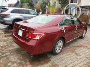 Lexus ES 2010 350 Red | Cars for sale in Lagos State, Amuwo-Odofin