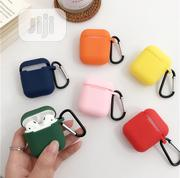 Silicone Case For Apple Airpods | Headphones for sale in Lagos State, Ojo