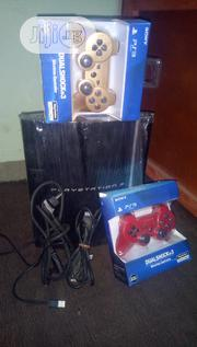 Uk Used Playstation3 With Two Working Pad and All the Accessories | Video Game Consoles for sale in Lagos State, Yaba
