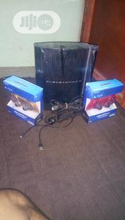 London Used Platstation3 With Two Good Pads and the Accessories | Video Game Consoles for sale in Lagos State, Ifako-Ijaiye