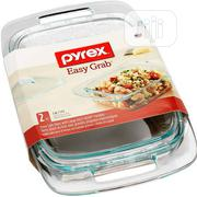 Pyrex Easy Grab 2-Qt Casserole Dish With Cover | Kitchen & Dining for sale in Abuja (FCT) State, Apo District