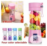 Mini Electric Juicer Cup, USB Rechargeable Juice Blender | Kitchen Appliances for sale in Lagos State, Lekki Phase 2
