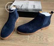 Men's Exclusive Suede Leather Boots | Shoes for sale in Lagos State, Kosofe