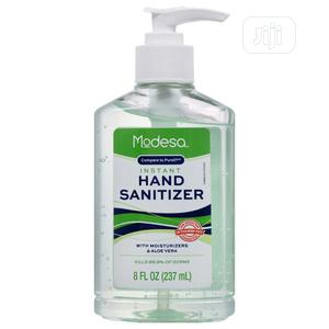 Modesa 1 Liter Pump Bottle Instant Hand Sanitizer 70 Alcohol