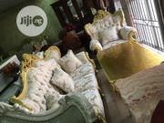 Royal Gold Chair   Furniture for sale in Lagos State, Ojo