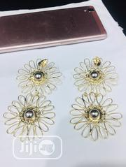 Brazilian Fashion Gold Earrings | Jewelry for sale in Lagos State, Lagos Island