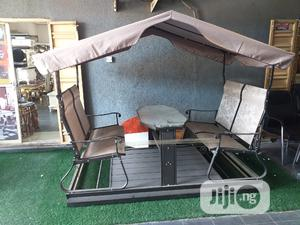 High Quality Imported Outdoor Chair Table And Canopy