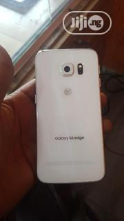 Samsung Galaxy S6 edge 64 GB White | Mobile Phones for sale in Lagos State, Ikeja