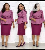 Quality Ladies Skirt and Blouse | Clothing for sale in Lagos State, Ilupeju