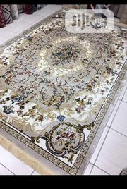 5 By 7 Center Rug Cream/Gold | Home Accessories for sale in Lagos State, Ojo