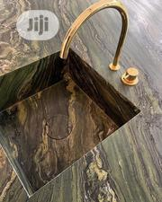 Green Marble Sink | Plumbing & Water Supply for sale in Lagos State, Ikoyi