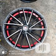 Set of Alloyed 17 Rim for All Toyota Motors Available | Vehicle Parts & Accessories for sale in Lagos State, Mushin