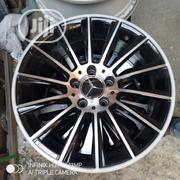 17 Rim Mercedes Alloy Rim Available | Vehicle Parts & Accessories for sale in Lagos State, Mushin