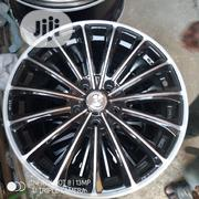 Set of 17 Alloy Rim for All Toyota Motors Available Now | Vehicle Parts & Accessories for sale in Lagos State, Mushin