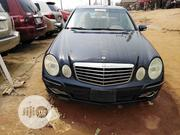 Mercedes-Benz E350 2008 Black | Cars for sale in Lagos State