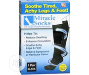 Anti Fatigue Compressor Miracle Socks | Tools & Accessories for sale in Lagos State, Alimosho