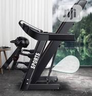 2.5hp Treadmill With Dumbell and Massager | Sports Equipment for sale in Lagos State, Lagos Island