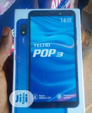 New Tecno Pop 3 Plus 16 GB Gold | Mobile Phones for sale in Abuja (FCT) State, Wuse