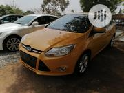 Ford Focus 2012 Yellow | Cars for sale in Abuja (FCT) State, Galadimawa