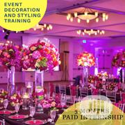 Event Decoration Training With Paid Internship | Party, Catering & Event Services for sale in Lagos State, Ikorodu