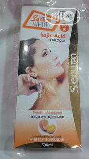Serum White Body Lotion | Skin Care for sale in Lagos State, Amuwo-Odofin