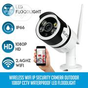 Motion Recording Wi-fi Wireless Bullet IP Smart HD Camera | Security & Surveillance for sale in Lagos State, Ikeja