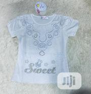 Exquisite Girls Round Neck Tops | Children's Clothing for sale in Lagos State, Ikeja