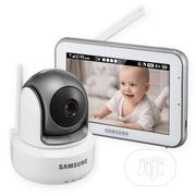Baby Monitoring Camera System - Samsung | Security & Surveillance for sale in Rivers State, Port-Harcourt