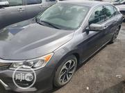 Honda Accord 2017 Gray | Cars for sale in Lagos State, Ikeja