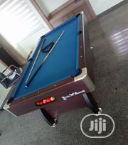 8feet Snooker Board With Complete Accessories | Sports Equipment for sale in Rivers State, Bonny