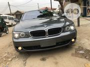BMW 7 Series 2007 Gray   Cars for sale in Lagos State, Magodo