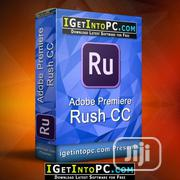 Adobe Premiere RUSH For Teams Team New 1 User Level 1 Subscription | Software for sale in Lagos State, Ikeja
