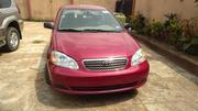 Toyota Corolla 2005 Red | Cars for sale in Lagos State, Agege
