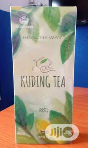 KUDDING TEA(Reduces Blood Pressure and Cholesterol) | Vitamins & Supplements for sale in Lagos State, Ikotun/Igando