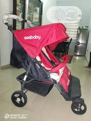 Double Carriage Baby Stroller | Prams & Strollers for sale in Abuja (FCT) State, Apo District