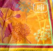 Orange Floral Lunch Napkin/ Serviette | Kitchen & Dining for sale in Lagos State, Surulere