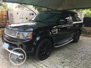 Land Rover Range Rover Sport 2010 Black   Cars for sale in Abuja (FCT) State, Wuse