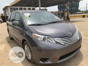 Toyota Sienna XLE 8 Passenger 2011 Gray | Cars for sale in Lagos State, Oshodi-Isolo