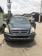 Honda Pilot 2005 LX 4x4 (3.5L 6cyl 5A) Gray | Cars for sale in Lagos State, Yaba