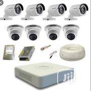 Hikvision HD 2mp 1080P Combo Kit-4dvr/Camera | Security & Surveillance for sale in Lagos State, Ikeja