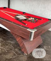 Curved Snooker Board With Complete Accessories | Sports Equipment for sale in Lagos State, Apapa