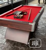 7feet Snooker Board With Complete Accessories | Sports Equipment for sale in Lagos State, Victoria Island