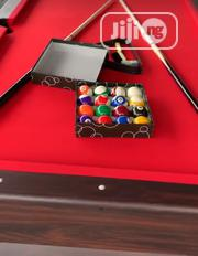 7feet Snooker Board With Complete Accessories   Sports Equipment for sale in Lagos State, Lagos Island