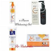 Natural Vitamin C Whitening Set. | Bath & Body for sale in Lagos State, Surulere