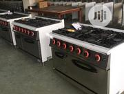 Gas Stove With Oven | Restaurant & Catering Equipment for sale in Lagos State, Ojo